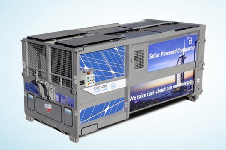 COMPATTATORI ENERGIA SOLARE